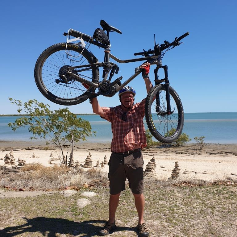 I Completed a 900km Bike Ride